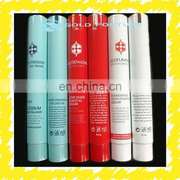 Hand Cream Aluminium Packing Collapsible Tube/metal Squeeze Tubes Pack/empty Squeeze Tubes