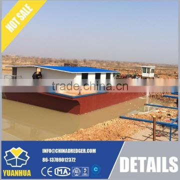 sand digging machine for deep water dredging