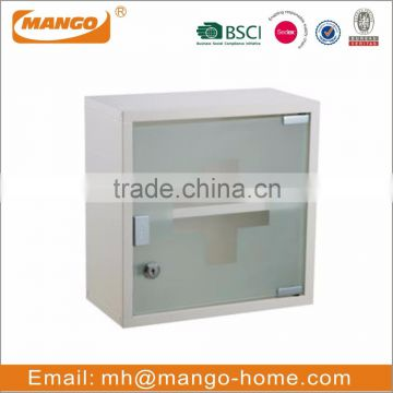 Large Wall Mounted Stainless Steel Medicine Cabinet
