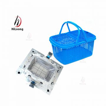 china products plastic injection mold for basket manufacturing