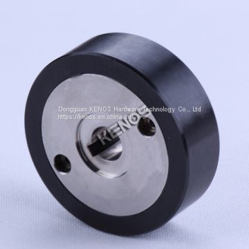 Supply Mitsubishi white and black Pinch roller /Mitsubishi EDM wear parts