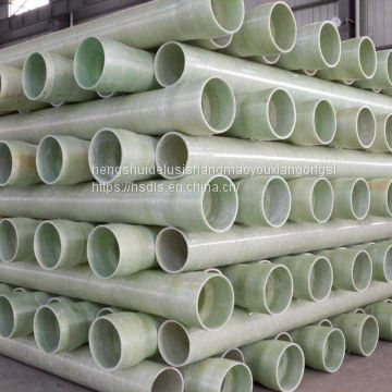 Fiberglass tubing   Glass Fiber Reinforced Plastic Sand Pipe Dewatering Pipe assembly method