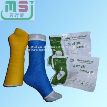 Surgical bandage Orthopedic Cast Tape
