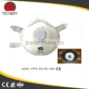 2016 Hot Selling Respirator N95 Dust Mask respirator