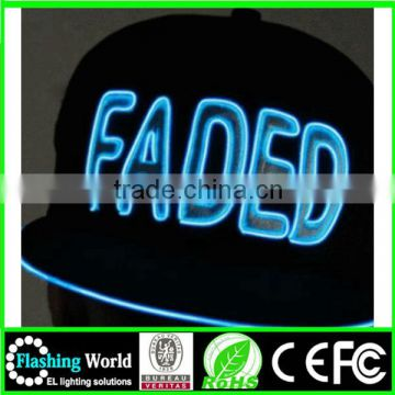 China factory OEM bright luster infrared led hat