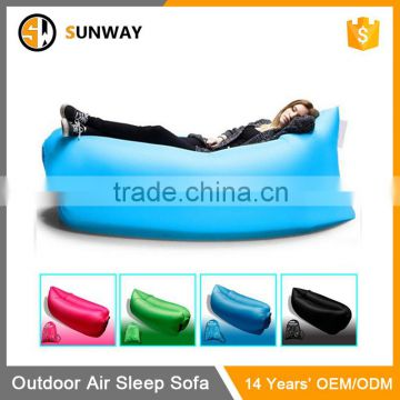Air Lounge Sofa Bed Indoor Inflatable Sofa Chair Living Room Inflatable Air Chair Sofa