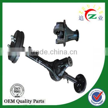 minicar and tricycle semi-floating Rear Axle assembly