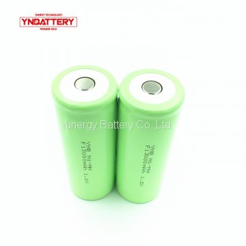NI-MH battery F size 1.2v rechargeable 13000mAh low self-discharge battery