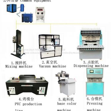 High quality 12 color pvc label automatic dispensing machine