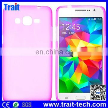 High Quality Matte Soft TPU Back Cover Case for Samsung Galaxy Grand Prime SM-G530H