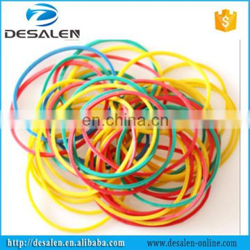 100pcs Elastic Assorted Braiding Bands magic trick
