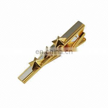 b6004870286c Customized Design Men Style Gold Star Metal TIE CLIP Tie Bar of Tie Bar  from China Suppliers - 158565228