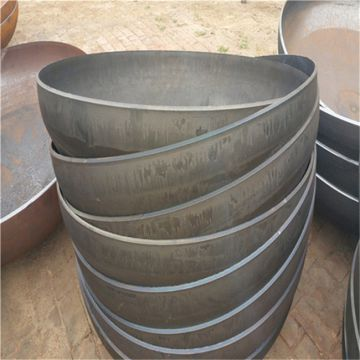 Hot Sale 250mm To 1500mm Large Half Hollow Carbon Steel Ball