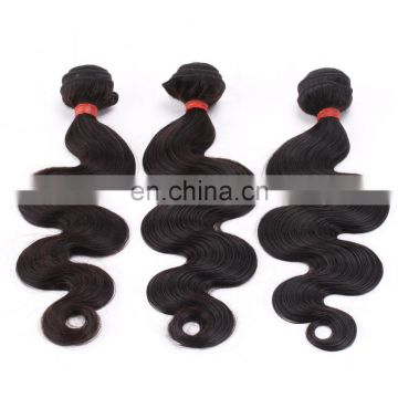 Brazillian hair body wave virgin hair bundles with lace closure