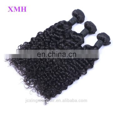 Cheap 100% brazilian virgin hair curly hair styles