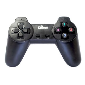 Hot sale wired usb gamepad PC game controllers Smooth comfortable operation joysticks