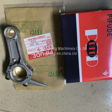 2kw gx160 alternator engine connecting rod/con-rod assy/generator connecting rod assy