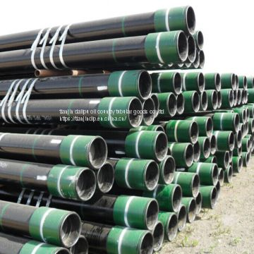 API-5CT/5b Seamless Oil OCTG Casing Pipe & Tubing Pipe Oilfield Services J55/K55/N80/L80/P110/C95/T95/80s.