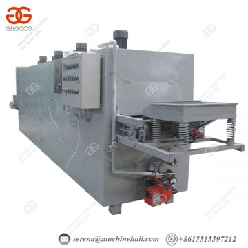 Automatic Portable Peanut Roasting Machine Almonds Roasting Machine Nut Roasting Machine