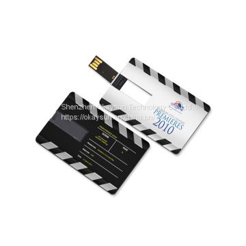 1GB 2GB 4GB 8GB 16GB 32GB 64GB business card usb flash pen drive