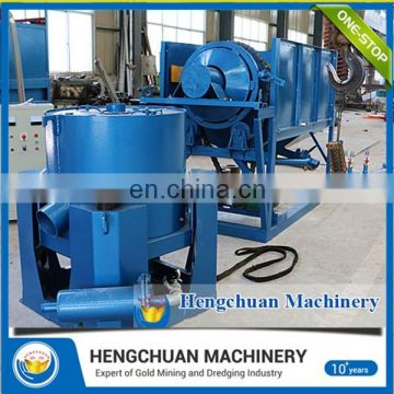 Knelson Gold Recovery Gravity Centrifugal Concentrator STL60 China Gold Mining Equipment