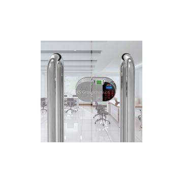 Zks Gw1 Remote Control Electric Glass Door Lock Of Fingerprint