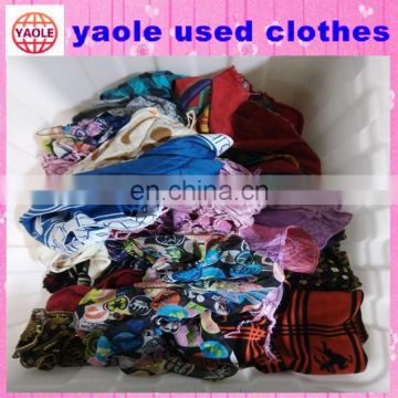 Summer Season and Adults/childrens Age Group used clothes
