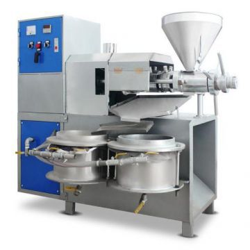Edible Oil Expeller Easy Operation Sunflower Oil Expeller