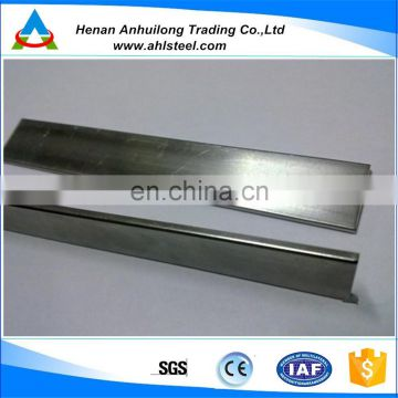 201 304 316L Stainless Steel Flat / Angle / Round bar