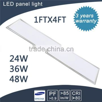 low power consumption 36w home lighting led wire pendant panel fixture with ce rohs hot sale