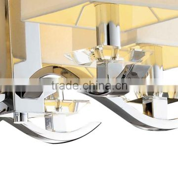 Chandelier modern design big chandelier metal art frame