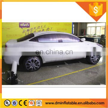 Outdoors Exhibition Inflatable Car Replica for Advertising