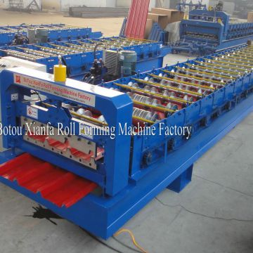 Hydraulic Roof Tile Equipment