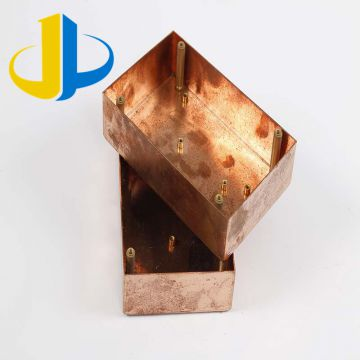 Metal Deep Drawing Rolling platin Iron Chassis Shell