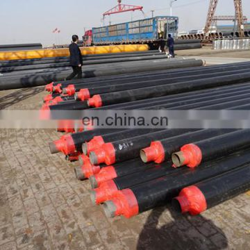 thermal insulation steel pipe for steam