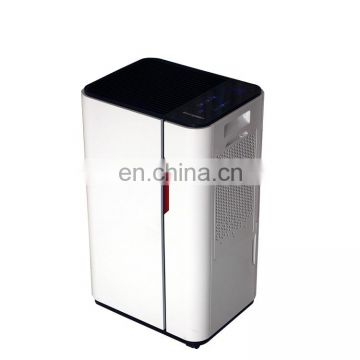 OL20-271E 20L Portable Dehumidifier with Silent mode Digital control panel Continuous Dehumidification Auto Restart