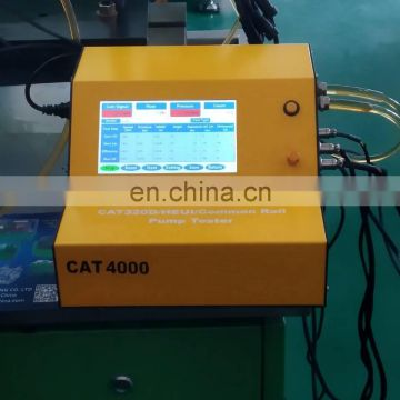 CAT4000  TEST SYSTEM TO TEST HEUI PUMP AND 320D PUMP