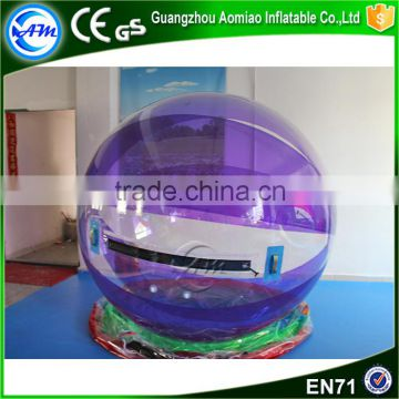 New product giant inflatable water bubble ball,water walking ball for adult