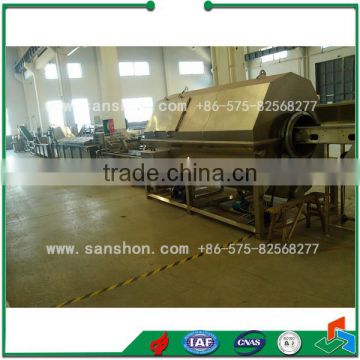 Vegetable Processing Machine Quick Freezing Processing Line