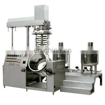 Full stainless steel e liquid cream mixing machine heat press machine