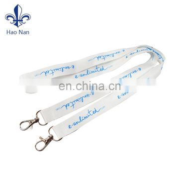 Cheap custom design personalized promotional lanyard with ID card