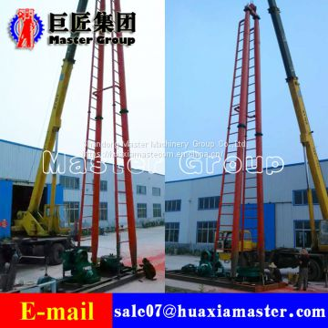 SPJ-400 water well drilling rig