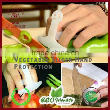 Vegetable Meat Slicer Hand Finger Protection