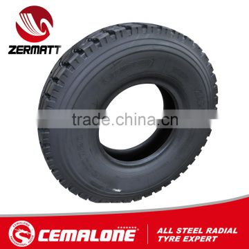 High performance car tyres manufactory top grade truck tire 10.00R20