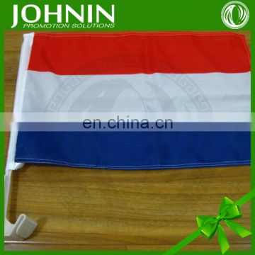 wholesale promotional custom gift national holland car mirror flag