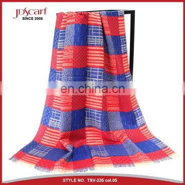 New design Jacquard arab scarf for women muslim head scarf