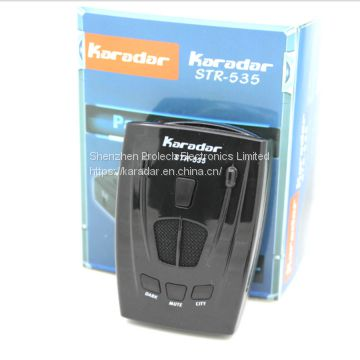 STR 535 Car Speed Radar Detector for Kyrghyzstan