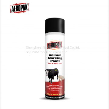 AEROPAK High Quality Harmless and Colorful Animal Marking Paint