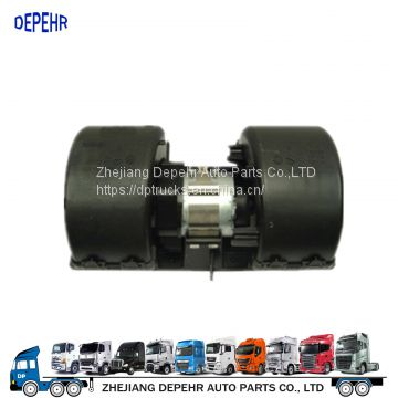Zhejiang Depehr Heavy Duty European Tractor Air Conditioning System Volvo Truck Air Blower Fan Motor 20443820 20926019