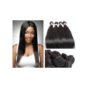 Multi Colored 18 Inches Jerry Curl 16 18 20 Inch For Black Women Peruvian Human Hair